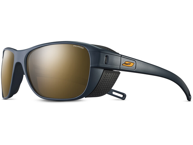 Julbo Camino Polarized 3 Lunettes de soleil, matt blue/black/brown